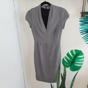 Betsey Johnson Herringbone Dress